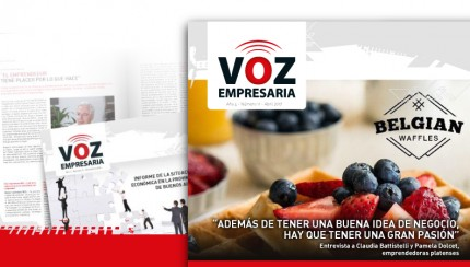 revista digital voz empresaria